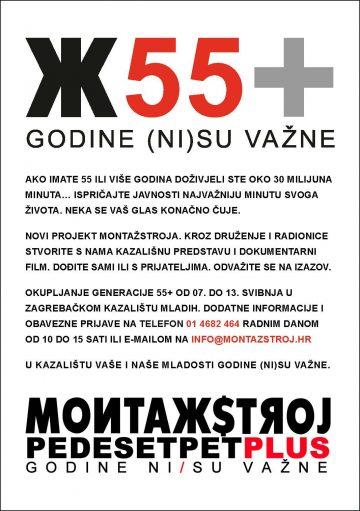LETAK: 55+