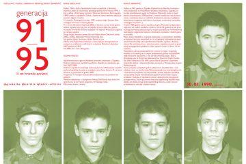 KNJIŽICA: Generacija91/95
