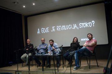 FOTO: A GDJE JE REVOLUCIJA, STOKO? | TRIBINA